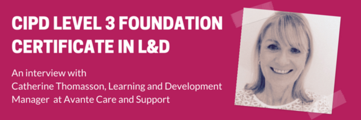CIPD Foundation L&D interview