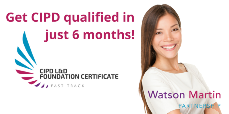 CIPD FastTrack L&D qualification