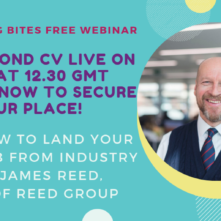 HR LEARNING BITES WITH JAMES REED