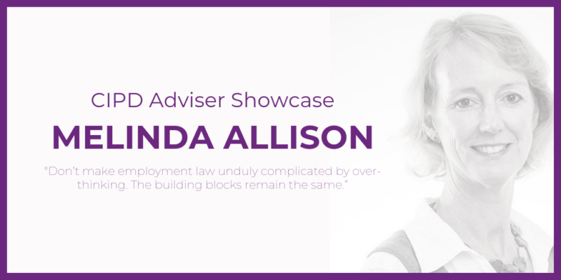 Adviser Showcase - Melinda Allison