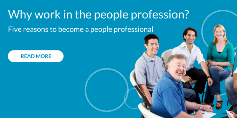 Why work in the people profession? | Twitter-2