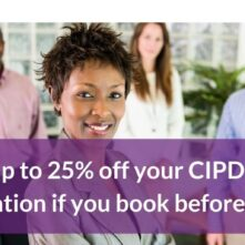 CIPD - Save up to 25%