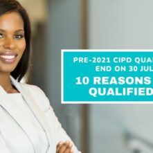 10 reasons to get qualified now Blog Header